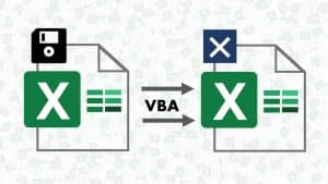 Save Workbook before Closing using Excel VBA